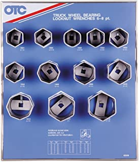 OTC 9852 Wheel Bearing Locknut Socket Board