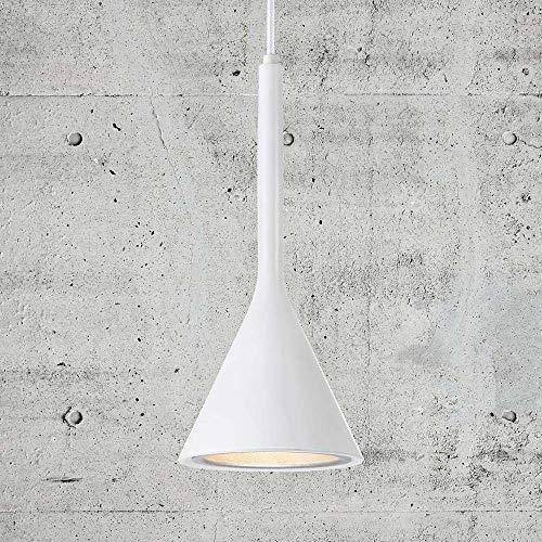 Suspension LED E27 EEC: selon lampoule (A++ - E) 40 W Nordlux New York 46393001 blanc