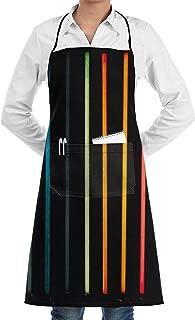 Delantal de Ropa de Trabajo de Bata de Vestir desechable DIF 10 Piezas