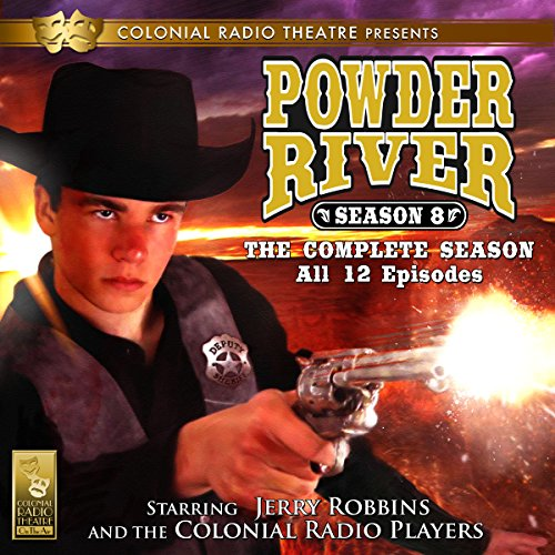 Powder River: The Complete Eighth Season audiobook cover art