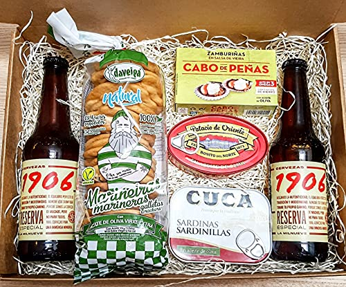 Estuche 'Morriña Express' cervezas 1906