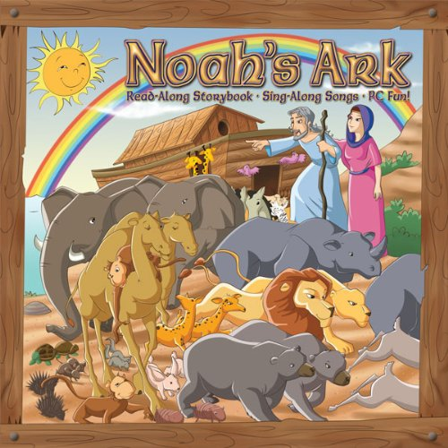 Noah's Ark cover art