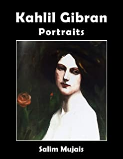 Kahlil Gibran - Portraits