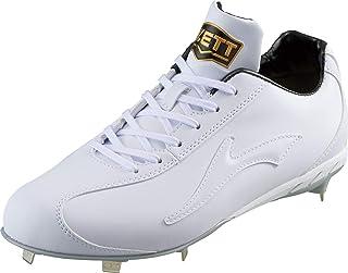 ゼット(ZETT) 野球 埋込みスパイク ウイニングロードWH 高校野球対応 ホワイト/ホワイト BSR2296WH