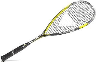 Tecnifibre CARBOFLEX Heritage Unisex Adult Squash Racket - Black, One Size