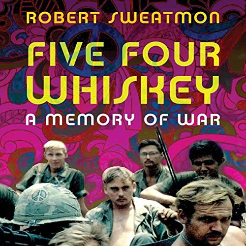 Five Four Whiskey audiobook cover art