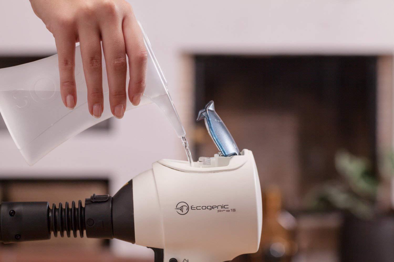 Solac Vaporeta ECOgenic PRO 15 - Limpiador de vapor manual de 1400 ...