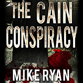 The Cain Conspiracy audiobook cover art