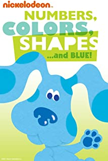 Numbers, Colors, Shapes. And Blue!