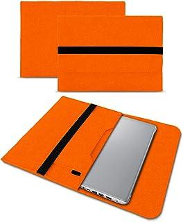 UC-Express Sleeve hoes compatibel met Lenovo ThinkPad T14 T14i T14s tas vilt notebook cover laptop case 14 inch, kleur: or...