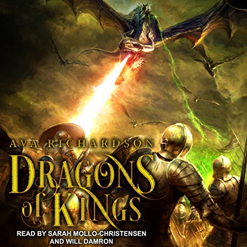 Dragons of Kings audiobook cover art
