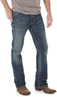 Sponsored Ad - Wrangler Men's Retro Slim Fit Boot Cut Jean