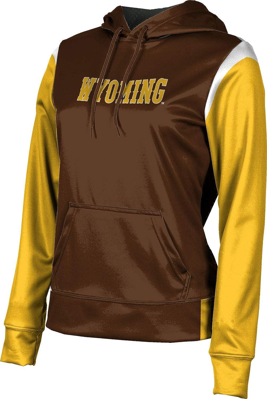ProSphere University of Wyoming Girls' Pullover Hoodie, School Spirit Sweatshirt (Tailgate)