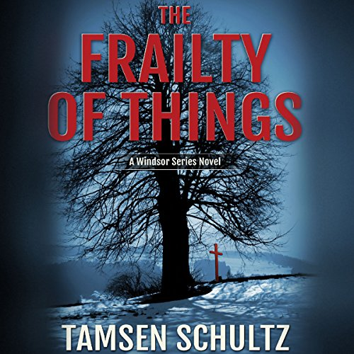 The Frailty of Things audiobook cover art