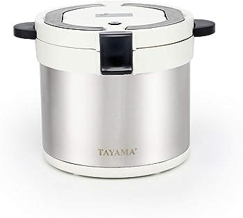 Tayama TXM-70XL Energy-Saving Thermal Cooker 7-Qt