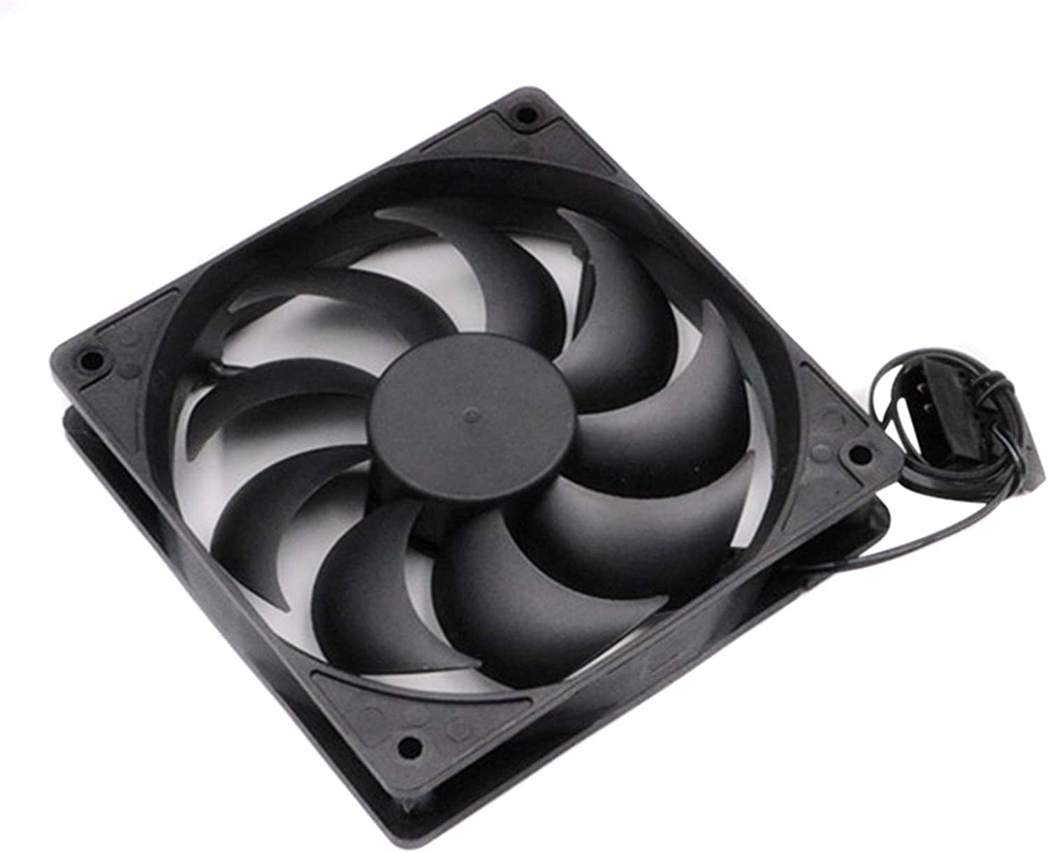 Assletes Computer Cooling Fan, Mining Rack Fan, Temperature-Controlled,for Cabinet Water-Cooled Computer, Mining Machine Cabinet Chassis Server Workstation Cooling