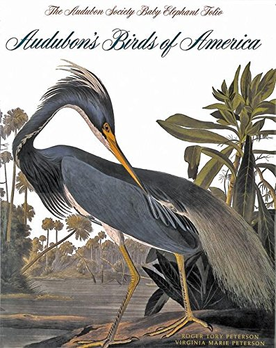 Image OfAudubon's Birds Of America: The Audubon Society Baby Elephant Folio