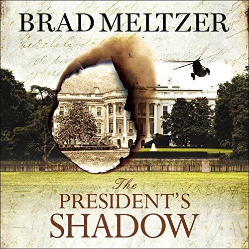 The President's Shadow cover art