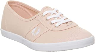 Fred Perry Aubrey Twill Womens Sneakers Natural