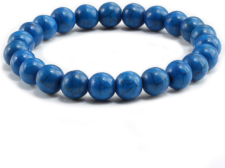Milwaukee Mall GTHT Men Bracelets 8mm Beaded for Women F shipfree Bracelet