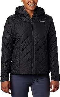 Women's Copper Crest Hooded Winter Jacket, Soft Fleece,...