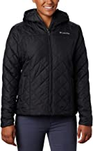Columbia Women's Copper Crest Hooded Winter Jacket, Soft Fleece, Classic Fit