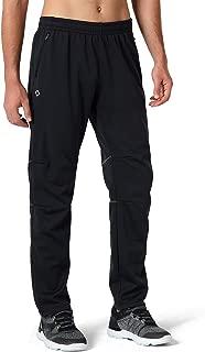 Men's Windproof Fleece Thermal Cycling Pants Multi Sports Warm Winter Outdoor Pants