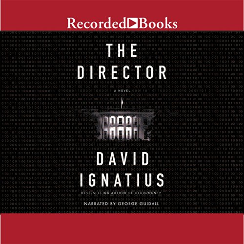 The Director audiobook cover art