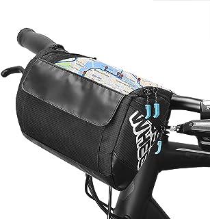 comprar comparacion vertast 2017nueva bolsa de manillar de bicicleta de diseño grande de almacenamiento cesta para MTB CTB ciudad Commuter