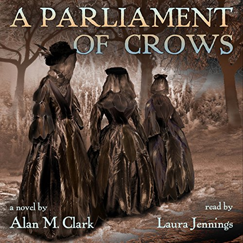 A Parliament of Crows audiobook cover art