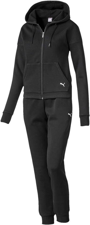 PUMA Classic Hd Sweat Suit Cl Survêtement Femme : Amazon.fr: Vêtements