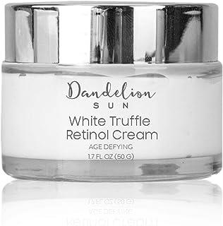 White Truffle Retinol Cream, 1.7ml - Dandelion Sun