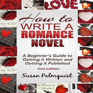 How to Write a Romance Novel cover art