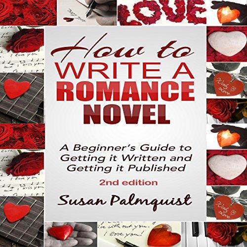 How to Write a Romance Novel audiobook cover art