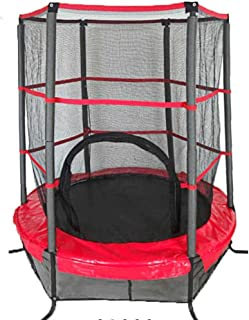 140cm Trampoline With Barrier , 2725588694967
