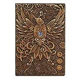 RISHIL WORLD® Retro Relief European Retro Notebook School Office Notepad Paper Stationery Supplies