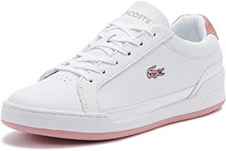 Lacoste Challenge 319 2 Womens White/Pink Trainers