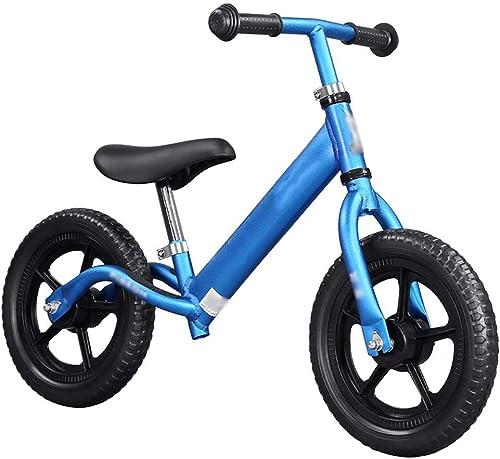 mejor precio WHTBOX WHTBOX WHTBOX 12 Balance Bike Alloy Bike,No Pedal,Walking,Balance Entrenamiento, Robusto,Niño,niña,Bicicleta para Niños y Niños de 2 a 6 años,azul  barato en alta calidad