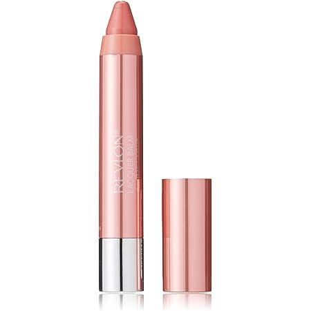 Revlon ColorBurst Lacquer Balm 105 Demure Lśniąca szminka w sztyfcie