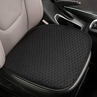 Tsumbay Ice Silk Car Seat Cushion Car Mesh Breathable Cool Seat Cushion for Summer,Pain Relief Memory Foam Seat Cover Pad ...