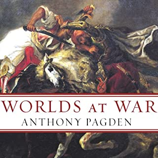 Worlds at War audiobook cover art