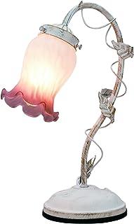 あまの テーブルランプ タッチセンサー式 リーフアームランプ 1灯 ムスカリ ホワイト HPN-0020
