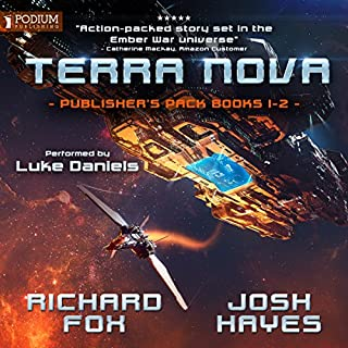 Terra Nova Chronicles: Publisher's Pack audiobook cover art