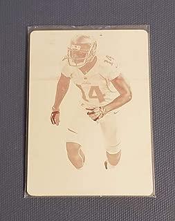 Football NFL 2013 Panini Momentum Black Printing Plate #87 Justin Blackmon NM Near Mint 1/1 Jaguars