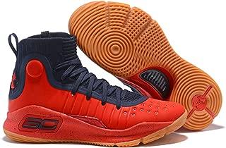 Txso Shop UA Men's Curry 4 Hight Basketball Sports Shoes