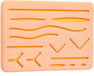 Suture Practice Pad, Durable Suturing Pad for Training and Practice by MedSurgic