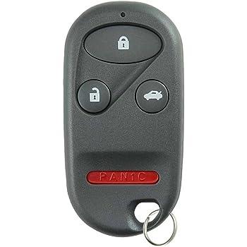 A269ZUA106, 72147-S04-A01 Car Key Fob Keyless Entry Remote fits 1994-1997 Honda Accord // 1996-2000 Honda Civic Set of 2 USARemote