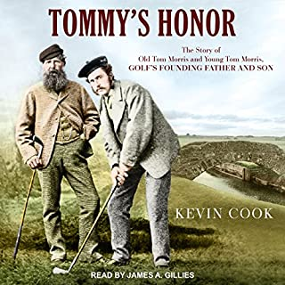 Tommy's Honor cover art