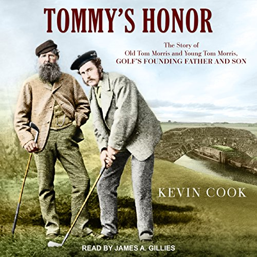 Tommy's Honor audiobook cover art