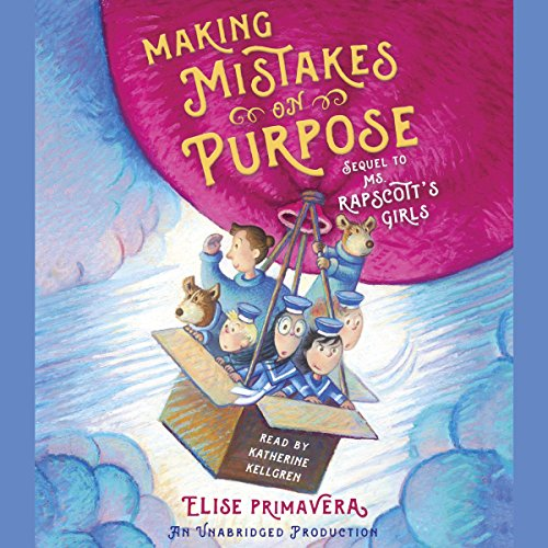 Making Mistakes on Purpose audiobook cover art